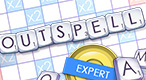 Outspell Word Game: SCRABBLE players love this free online word game, with fun twists on the classic!