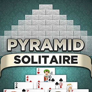 AARP Connect's online Pyramid Solitaire Silver game
