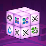 Free Mahjongg Dark Dimensions game by AOL-UK