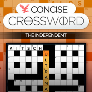 concise crossword the independent