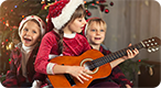 Can You Finish the Christmas Song Lyric?: Celebrate these Christmas classics!