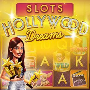 CashNGifts's online Slots: Hollywood Dreams game