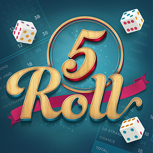 CashNGifts's online 5 Roll game