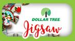 Dollar Tree Christmas Jigsaw: Santa Claus and Dollar Tree partnered to give everyone a special gift this holiday season... Dollar Tree's Christmas Jigsaw!