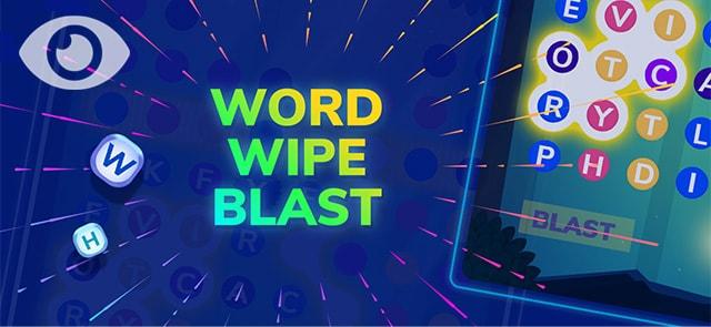 Word Wipe Blast
