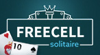 FreeCell Solitaire: FreeCell has been a gamer favorite ever since its inclusion with Windows 95!