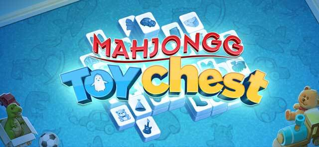 AARP Connect's free Mahjongg Toy Chest game