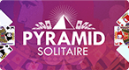 Pyramid Solitaire Silver: Overpower the pyramid in this challenging game of Solitaire.