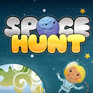 AARP Connect's online Space Hunt game