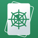 Free Spider Solitaire game by AOL-UK