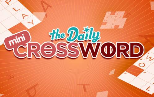 Mini Crossword