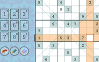 The Daily Diagonal Sudoku