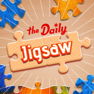 AARP Connect's online The Daily Jigsaw game