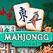 Free Mahjongg Solitaire game by AOL-UK