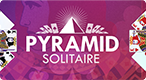 Pyramid Solitaire: Can you scale the pyramid? Combine any two cards that add up to 13!