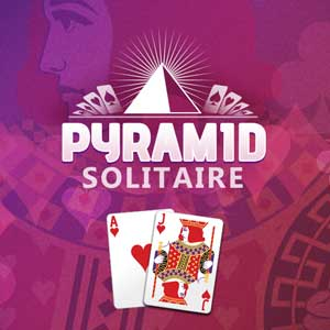 AARP Connect's online Pyramid Solitaire New game