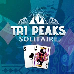 AARP Connect's online Tripeaks Solitaire New game