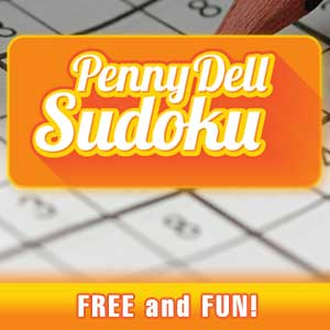 CashNGifts's online Penny Dell Sudoku game
