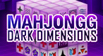 Mahjongg Dark Dimensions: The same awesome gameplay you'd expect from mahjongg with a illuminous new look!