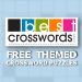 Free Free Themed Crossword Puzzles game by CashNGifts