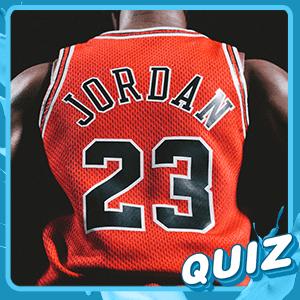 NBA Jersey Numbers Quiz