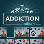 Addiction Solitaire: You'll want to make a habit of this innovative, fast-moving take on the classic card game.