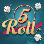 5 Roll: Feel'in lucky? Roll some dice with 5-Roll!