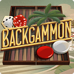 Backgammon Multiplayer: Play Backgammon Multiplayer against a computer opponent or play with a friend!