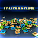 Spliterature: There are letters everywhere! Think you can find the words within them?