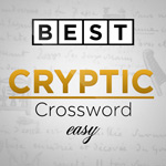Best Daily Cryptic Crossword: A free daily cryptic crossword that's not too difficult - just right for solving in your coffee break.