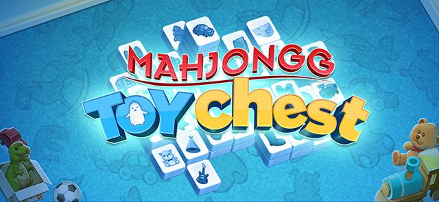 Jetzt Mahjongg Toy Chest spielen!