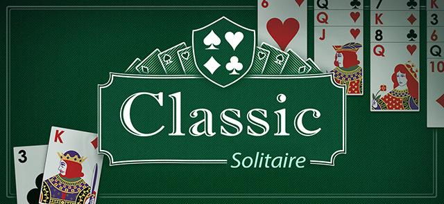 Jetzt Classic Solitaire spielen!