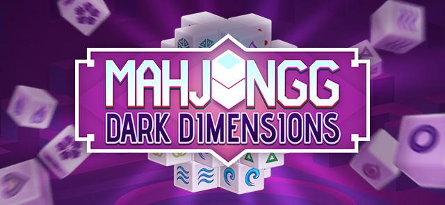 Jetzt Mahjongg Dark Dimensions spielen!