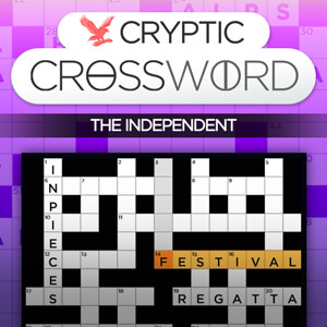 graphic relating to Cryptic Crosswords Printable named Cryptic Crossword - The Different