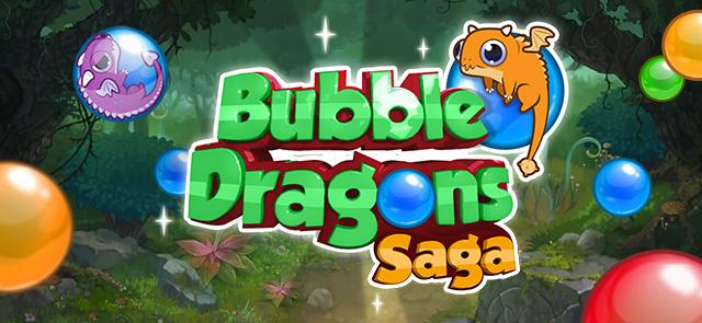 Jetzt Bubble Dragons Saga spielen!