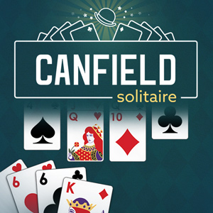 NeoBux's online Canfield Solitaire game