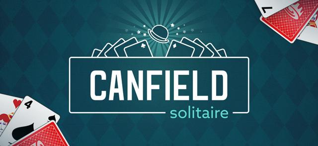 Jetzt Canfield Solitaire spielen!