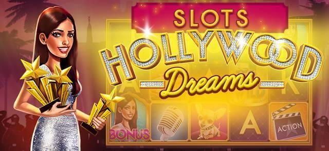 Jetzt Slots: Hollywood Dreams spielen!