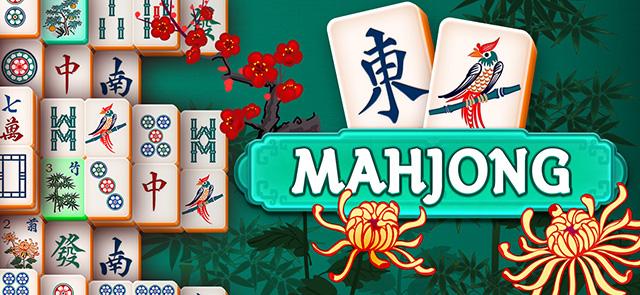 Jetzt Mahjong spielen!