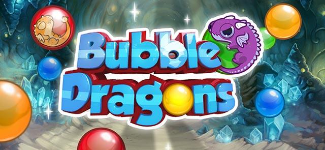Jetzt Bubble Dragons spielen!