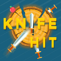Play free online Knife Hit