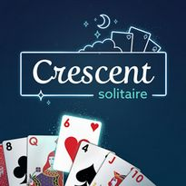 Play free online Crescent Solitaire
