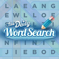 Play free online Daily Word Search