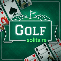 Play free online Golf Solitaire