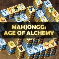 Free Online Mahjong: Age of Alchemy