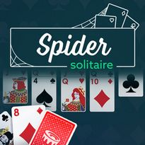 Play free online Spider Solitaire Game