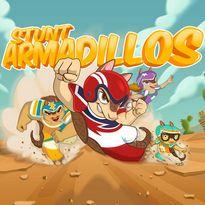 Play free online Stunt Armadillos