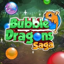Play free online Bubble Dragons Saga