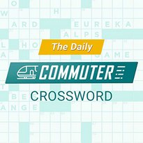 Play free online Daily Commuter Crossword