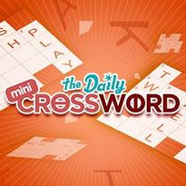 Play free online Mini Crossword